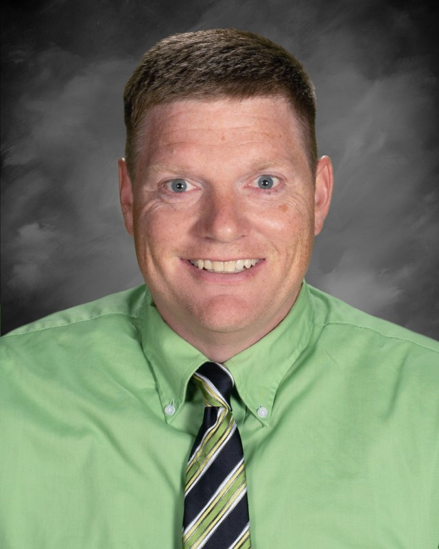 Jason Buckley, Assistant Principal